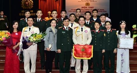 Tự hào truyền thống 65 năm vẻ vang của lực lượng Cảnh vệ CAND