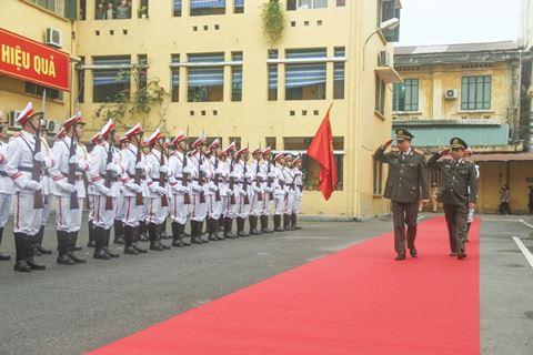 Công an TP Hà Nội: Giữ vững thế chủ động chiến lược, không để bị động, bất ngờ - Ảnh minh hoạ 2
