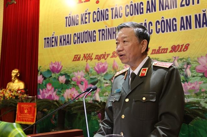 Công an TP Hà Nội: Giữ vững thế chủ động chiến lược, không để bị động, bất ngờ - Ảnh minh hoạ 4