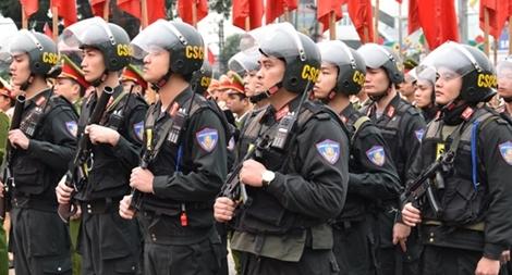 Khen thưởng 34 tập thể đảm bảo an ninh trật tự Tết Nguyên đán