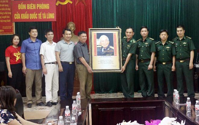 Trường Trung cấp Cảnh sát vũ trang về nguồn tại tỉnh Cao Bằng - Ảnh minh hoạ 2