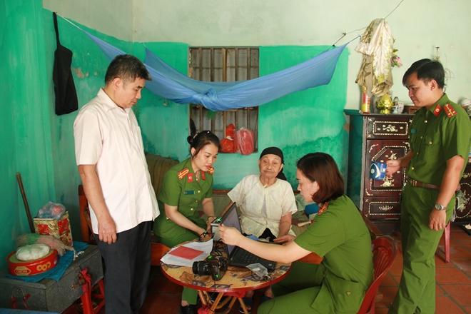 Công an Hưng Yên hướng về cơ sở, phục vụ nhân dân