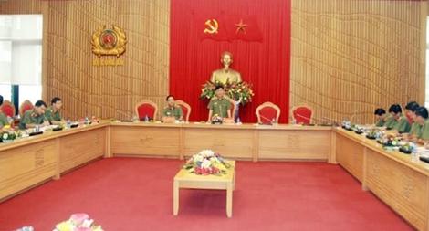 Nêu cao tinh thần trách nhiệm của lực lượng làm công tác KHCN