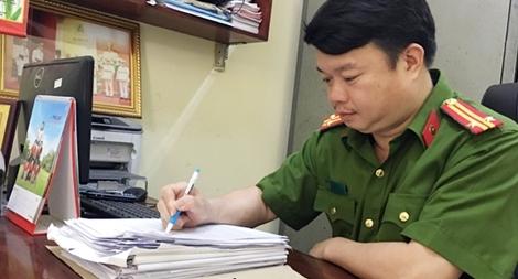 Trung tá Vương Hồng Sâm và những trận đấu với trùm ma túy
