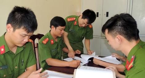 Đại úy Mai Ngọc Khánh: Mải đánh án suýt quên lễ ăn hỏi