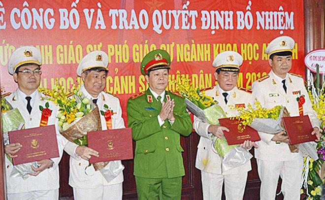 Trung tướng, Giáo sư Nguyễn Xuân Yêm người thắp lửa và truyền cảm hứng3