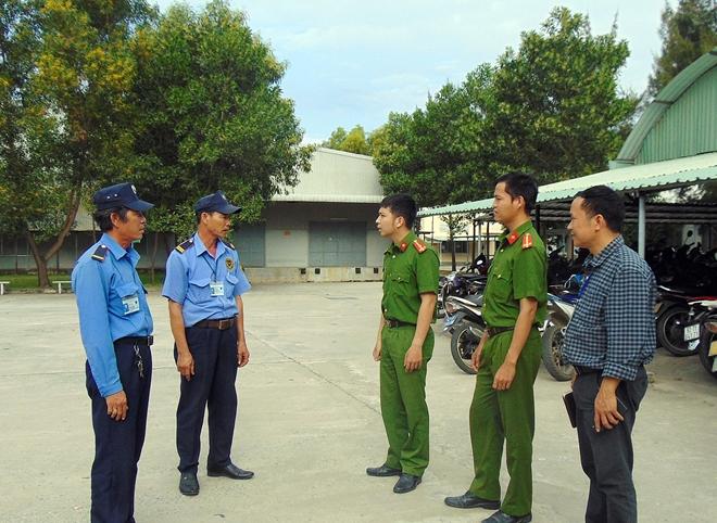 Đảm bảo an ninh trật tự tại 2 khu công nghiệp trọng điểm TP Đà Nẵng