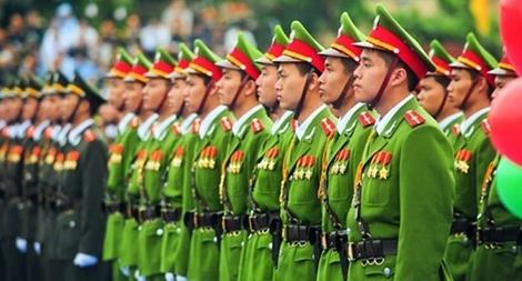 Quy định về chức vụ, chức danh và cấp bậc hàm cao nhất của sĩ quan CAND