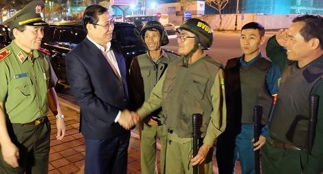 Lực lượng 8394 góp phần đảm bảo an ninh trật tự TP Đà Nẵng