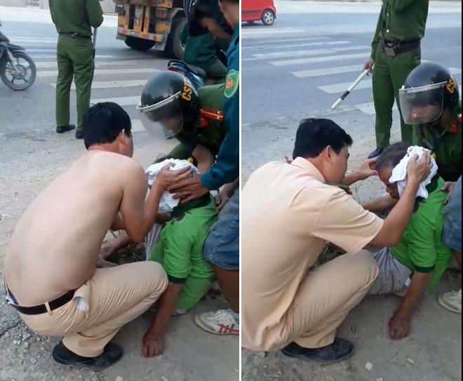 Những việc làm bình dị mà cao quý của cảnh sát giao thông - Ảnh minh hoạ 4