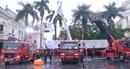 Chiêm ngưỡng dàn xe chữa cháy hiện đại vừa được tiếp nhận tại Việt Nam1