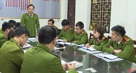 Ghi nhận qua một tháng tấn công, trấn áp tội phạm tại Hưng Yên