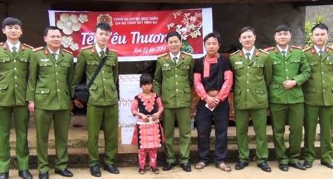 Mang hương Xuân đến với các bản làng vùng cao nguyên Mộc Châu