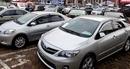 Các mặt hàng ôtô cũ dưới 5 năm được nhập vào Việt Nam