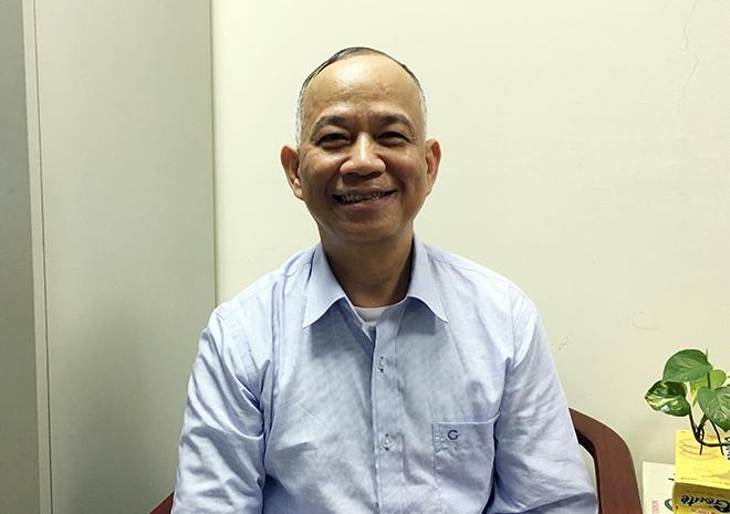 Chuyên gia kinh tế - TS Nguyễn Minh Phong.
