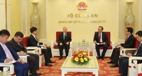 Việt Nam – Romania tăng cường hợp tác phòng, chống tội phạm