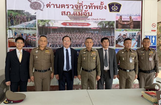Thứ trưởng Nguyễn Văn Thành làm việc với các cơ quan đối tác Thái Lan - Ảnh minh hoạ 2