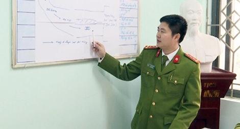 Đại úy Lê Thành Trung và những trận đánh án ma túy
