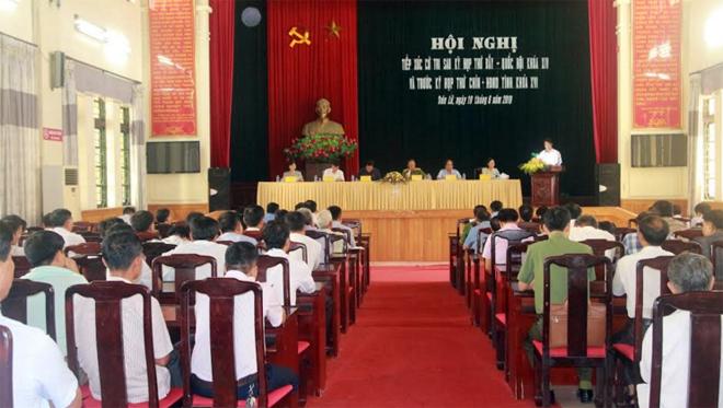 Vấn đề về nông thôn được quan tâm tại buổi tiếp xúc cử tri huyện Tiên Lữ, Hưng Yên - Ảnh minh hoạ 3