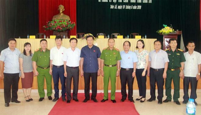 Vấn đề về nông thôn được quan tâm tại buổi tiếp xúc cử tri huyện Tiên Lữ, Hưng Yên - Ảnh minh hoạ 2