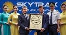 Vietnam Airlines nhận chứng chỉ Hãng hàng không quốc tế 4 sao năm thứ tư liên tiếp từ Skytrax
