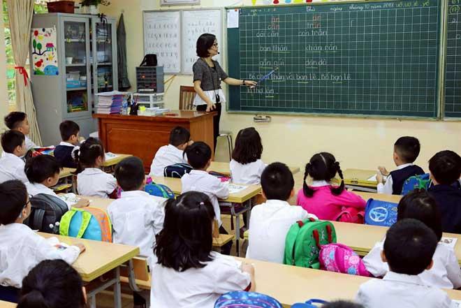 Giáo viên và học sinh sẽ tiếp cận cách dạy và học tích cực theo chương trình giáo dục phổ thông mới.