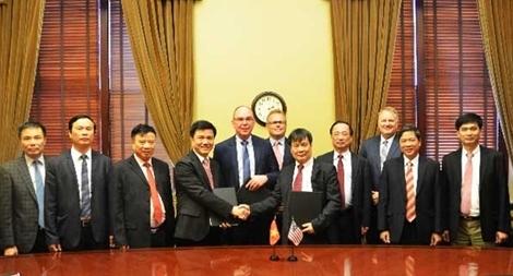 Bộ Công an và Tổ chức Giáo dục IIG Việt Nam ký kết thỏa thuận hợp tác