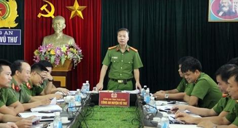 Công an huyện Vũ Thư vì sự bình yên của nhân dân