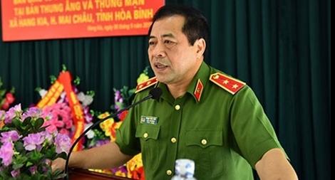 Việt Nam luôn coi trọng hợp tác quốc tế trong phòng, chống tội phạm ma túy