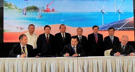 Dòng vốn đầu tư kỷ lục vào Bình Thuận