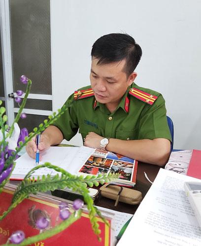 Dấu ấn của trung tá Trần Hiệu trong những vụ trọng án - Ảnh minh hoạ 2