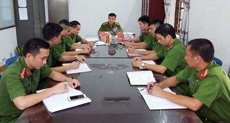 Dấu ấn của trung tá Trần Hiệu trong những vụ trọng án