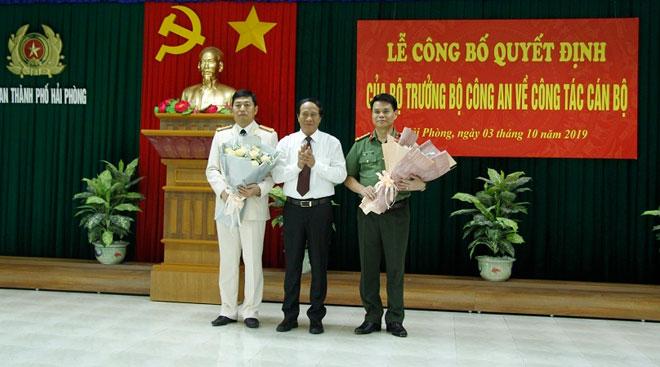 Điều động Giám đốc Công an TP Hải Phòng và tỉnh Hải Dương - Ảnh minh hoạ 3