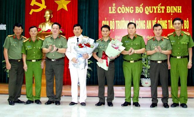 Điều động Giám đốc Công an TP Hải Phòng và tỉnh Hải Dương - Ảnh minh hoạ 4