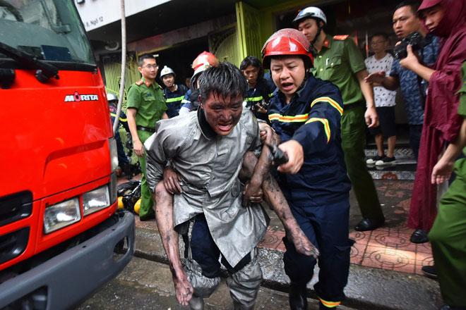 Những kết quả quan trọng của Cảnh sát PCCC trong cứu nạn, cứu hộ - Ảnh minh hoạ 2