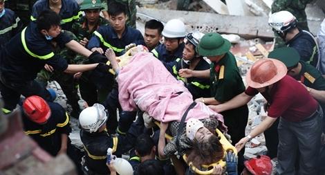 Những kết quả quan trọng của Cảnh sát PCCC trong cứu nạn, cứu hộ