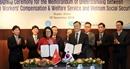 Đánh giá cao hiệu quả hợp tác giữa KCOMWEL và BHXH Việt Nam 10 năm qua