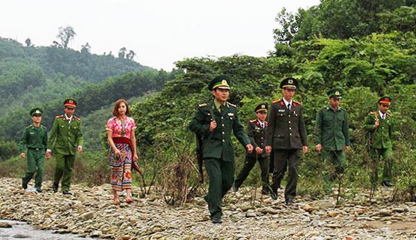 Xây dựng thế trận an ninh nhân dân kết hợp chặt chẽ với quốc phòng toàn dân vững chắc