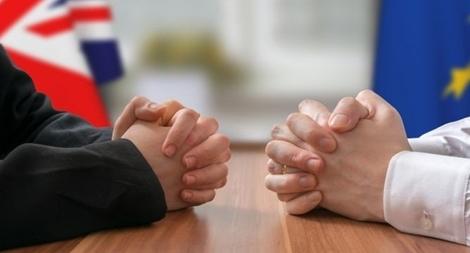 Trắc trở tiến trình đàm phán thương mại Anh - EU