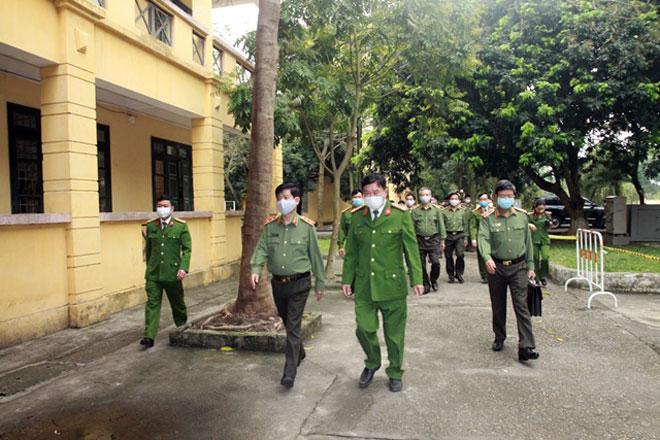 Bộ Công an chuẩn bị sẵn sàng cơ sở cách ly tập trung phòng chống dịch COVID-19 - Ảnh minh hoạ 3