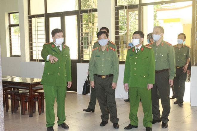 Bộ Công an chuẩn bị sẵn sàng cơ sở cách ly tập trung phòng chống dịch COVID-19 - Ảnh minh hoạ 5