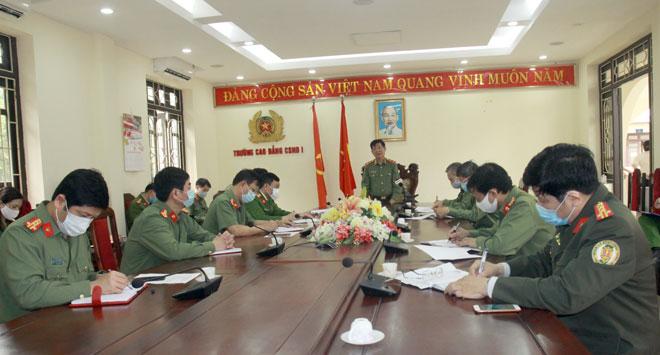 Bộ Công an chuẩn bị sẵn sàng cơ sở cách ly tập trung phòng chống dịch COVID-19 - Ảnh minh hoạ 2