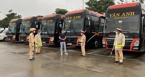 Kiểm soát chặt người và phương tiện ra vào tỉnh Thanh Hóa