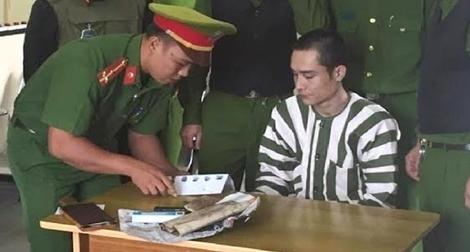 Quy định mới về thi hành án tử hình bằng tiêm thuốc độc