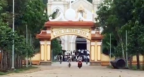 Đại diện giáo xứ Tràng Đình thừa nhận vi phạm vì tổ chức hành lễ đông người