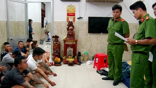"""""""Quả đấm thép"""" của Công an xứ Dừa"""