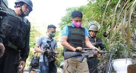 Bản lĩnh cảnh sát đặc nhiệm
