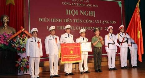 Xuất hiện nhiều điển hình tiên tiến, tấm gương tiêu biểu trong Công an tỉnh Lạng Sơn
