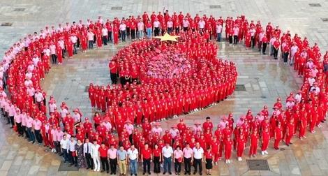 """""""Hành trình đỏ"""" diễn ra trong 2 tháng, dự kiến tiếp nhận 40.000 đơn vị máu"""