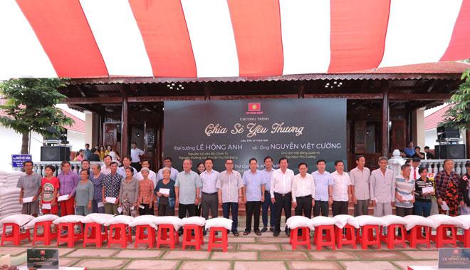 Trao 600 suất quà cho người nghèo tại huyện Vĩnh Thuận - Ảnh minh hoạ 2